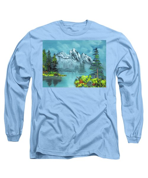 Mountain Retreat Long Sleeve T-Shirt