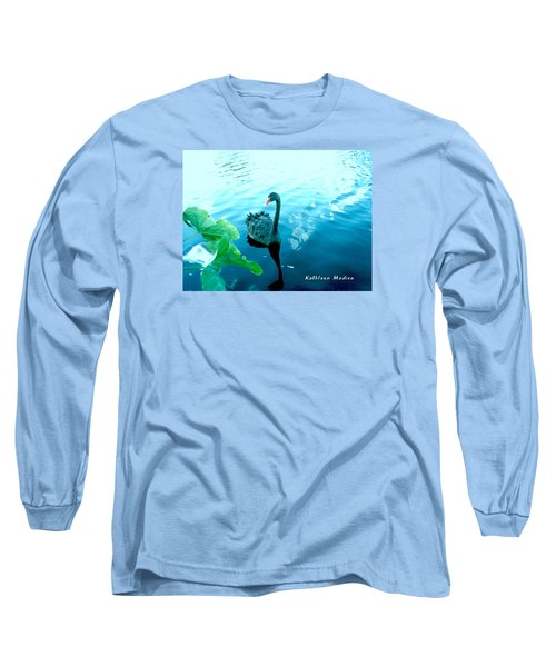 Mourning Swan Song Long Sleeve T-Shirt