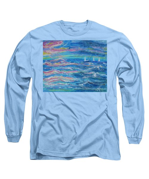 Movin' In Long Sleeve T-Shirt
