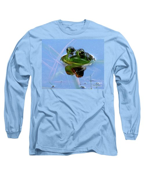 Mr. Frog Long Sleeve T-Shirt