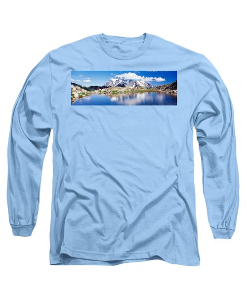 Mt Baker Snoqualmie National Forest Wa Long Sleeve T-Shirt