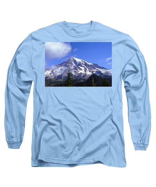 Mt. Rainier Long Sleeve T-Shirt