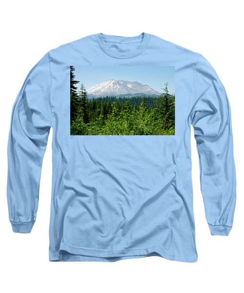 Mt. St. Hellens Long Sleeve T-Shirt