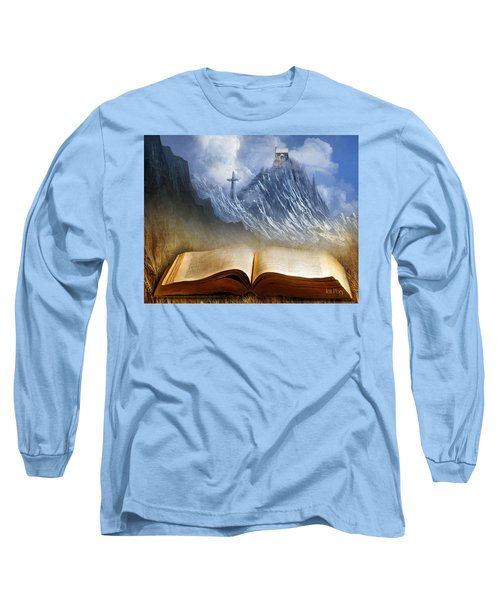 My Firm Foundation Long Sleeve T-Shirt