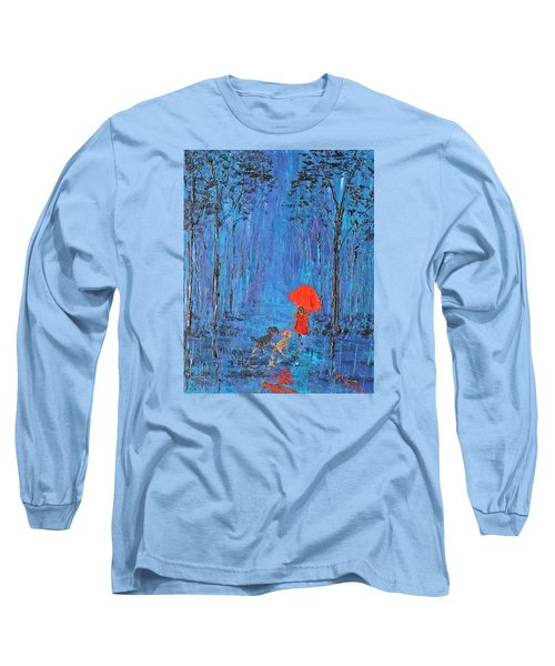 My Journey  Long Sleeve T-Shirt by Patricia Olson