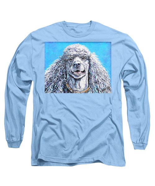 My Standard Of Excellence Long Sleeve T-Shirt by Gail Butler