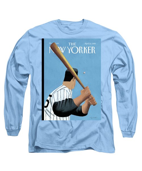 New Yorker April 12th, 1999 Long Sleeve T-Shirt