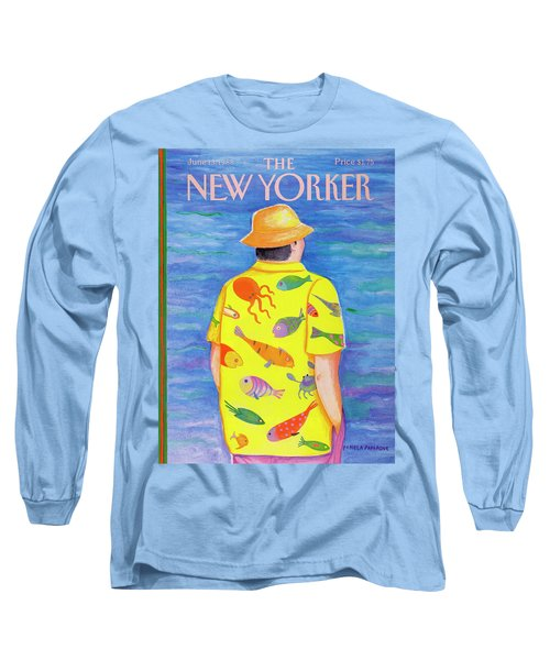 New Yorker June 13th, 1988 Long Sleeve T-Shirt