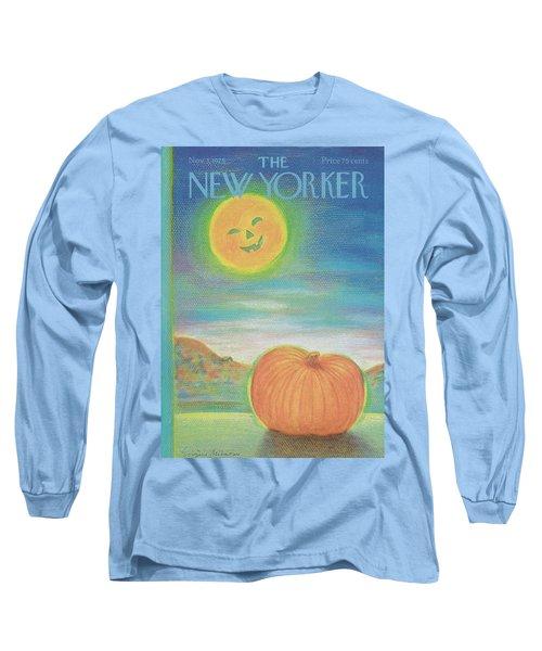 New Yorker November 3rd, 1975 Long Sleeve T-Shirt