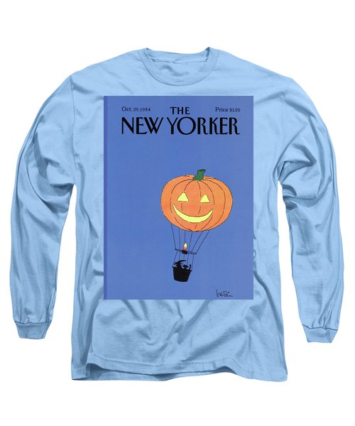 New Yorker October 29th, 1984 Long Sleeve T-Shirt