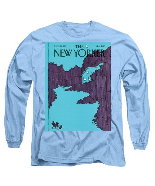 New Yorker September 21st, 1981 Long Sleeve T-Shirt