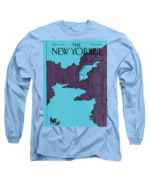 New Yorker September 21st, 1981 Long Sleeve T-Shirt