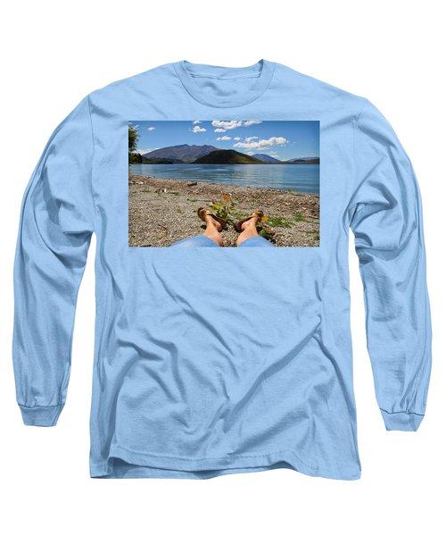 New Zealand Christmas Long Sleeve T-Shirt