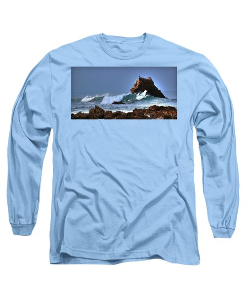 Newport Arch Long Sleeve T-Shirt