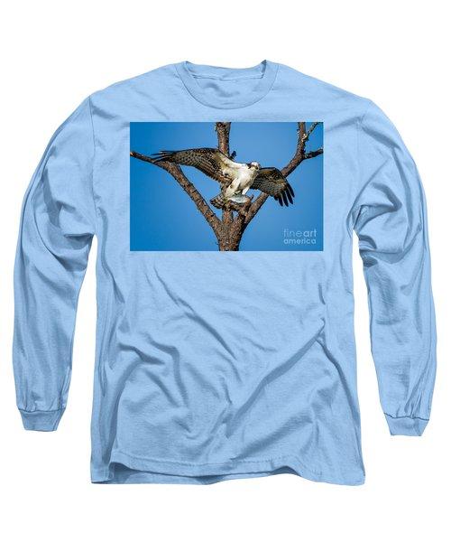 Nice Catch Long Sleeve T-Shirt