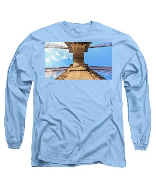 Nothin But Blue Skies Brooklyn Long Sleeve T-Shirt