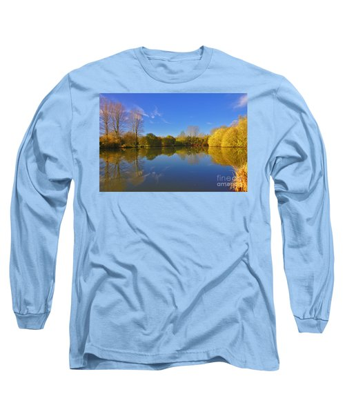 November Lake 1 Long Sleeve T-Shirt