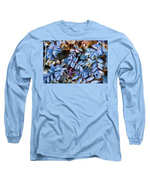 Now Thats Blue Long Sleeve T-Shirt