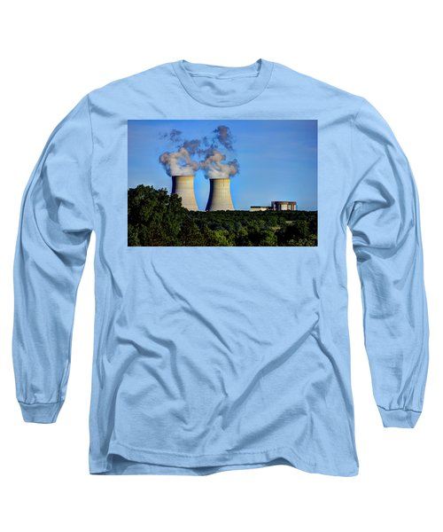 Nuclear Hdr1 Long Sleeve T-Shirt