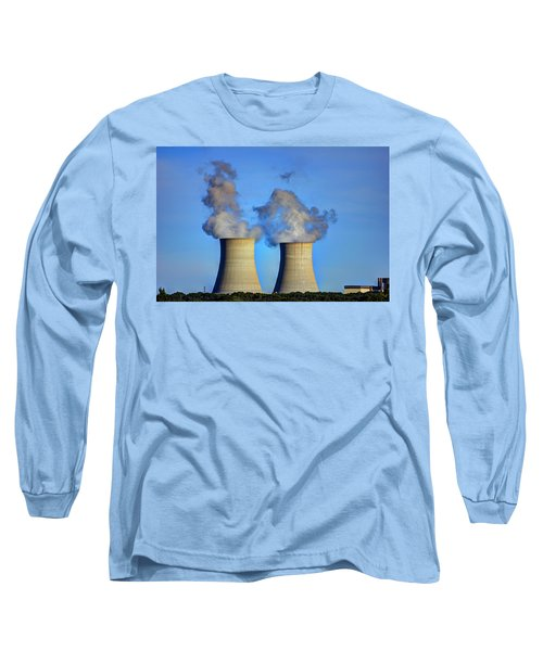 Nuclear Hdr2 Long Sleeve T-Shirt