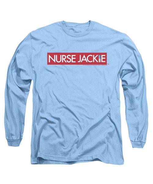 Nurse Jackie - Logo Long Sleeve T-Shirt