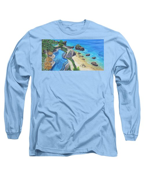 Ocean Dream Long Sleeve T-Shirt