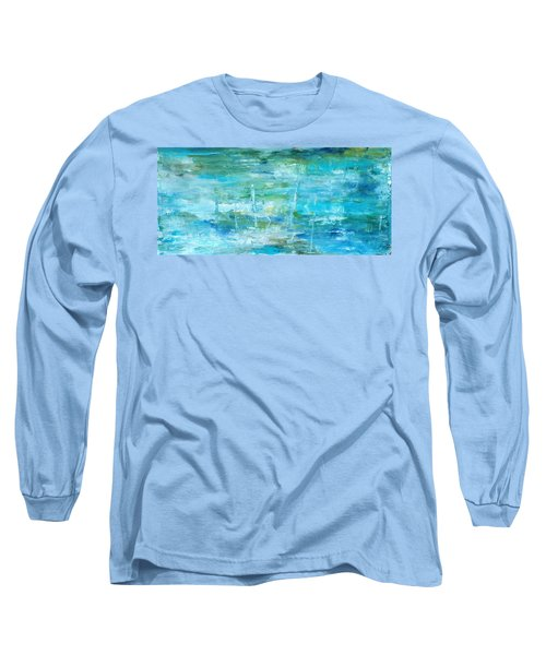 Ocean I Long Sleeve T-Shirt