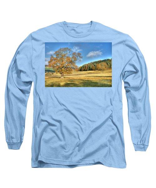 October Gold Long Sleeve T-Shirt