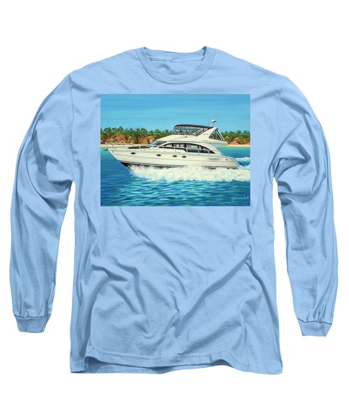 Ohana Pacific Long Sleeve T-Shirt