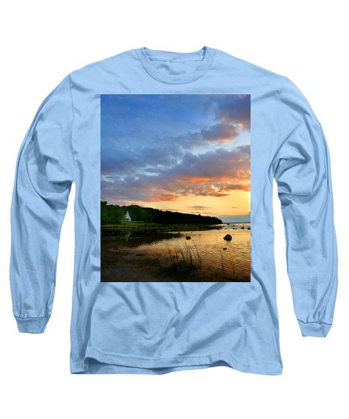 Old Mission Point Long Sleeve T-Shirt