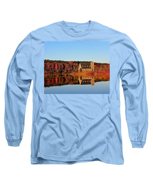 Old Stone Church Long Sleeve T-Shirt
