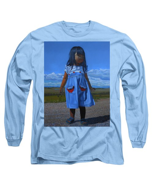 On The Divide Long Sleeve T-Shirt