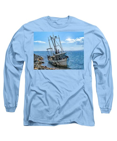 Pacific Maid 2 Long Sleeve T-Shirt