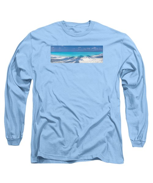 Palm Escape Long Sleeve T-Shirt