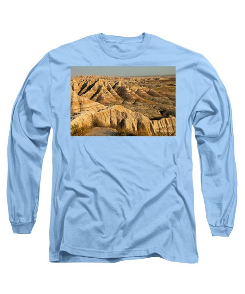 Panorama Point Badlands National Park Long Sleeve T-Shirt