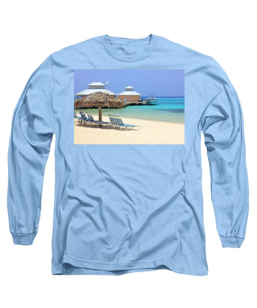 Paradise Docking Long Sleeve T-Shirt