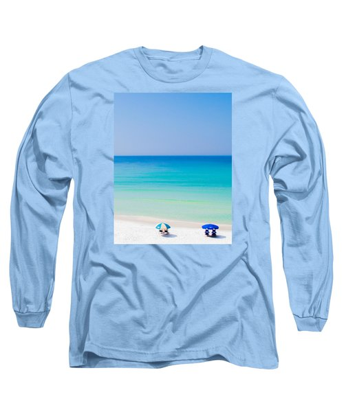 Paradise Long Sleeve T-Shirt by Shelby  Young
