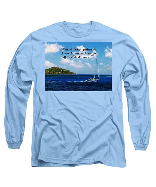 Parting Long Sleeve T-Shirt