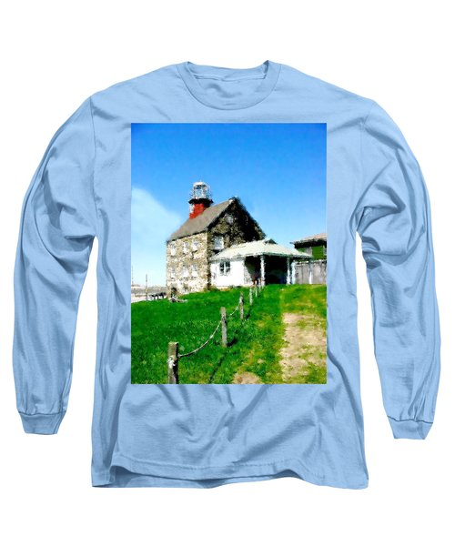 Pathway To Happiness  Long Sleeve T-Shirt