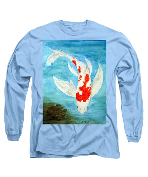 Paul's Koi Long Sleeve T-Shirt