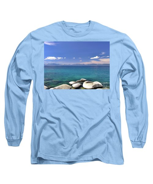 Peace - Lake Tahoe Long Sleeve T-Shirt