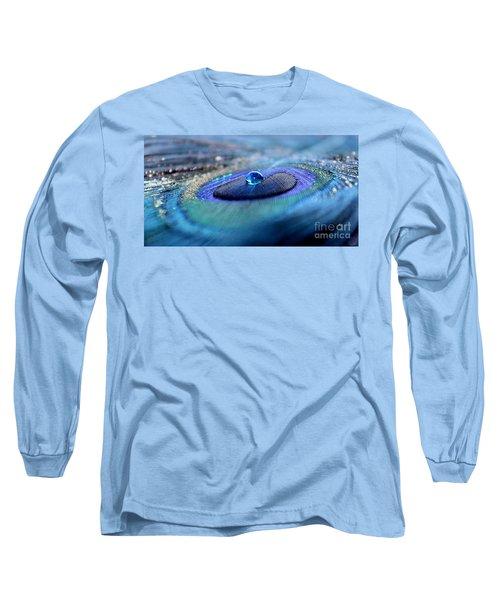 Peacock Potion Long Sleeve T-Shirt
