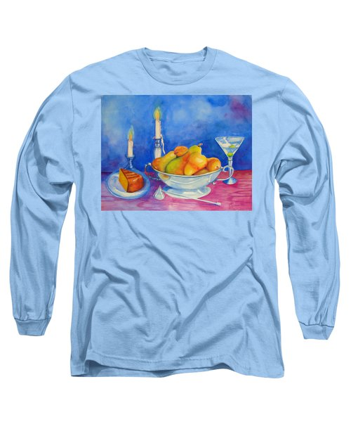 Pearis By Candlelight  Long Sleeve T-Shirt
