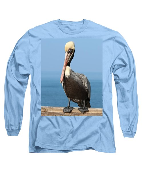 Pelican - 3  Long Sleeve T-Shirt