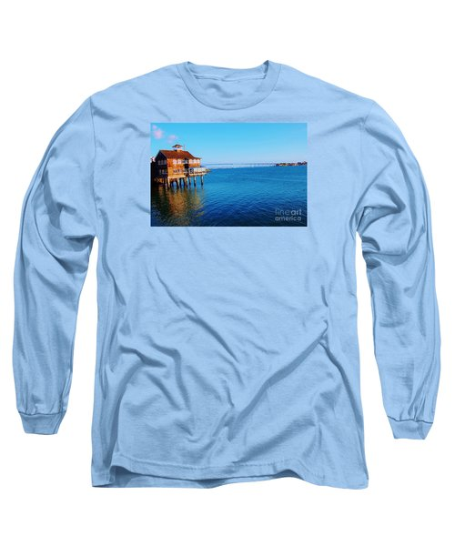 Long Sleeve T-Shirt featuring the photograph Perfect Day In San Diego by Jasna Gopic