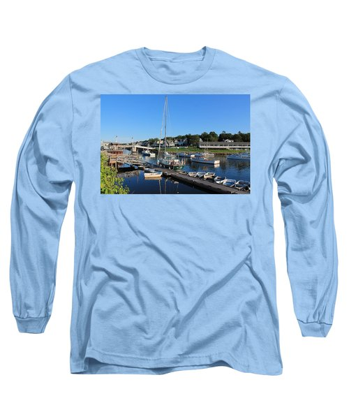 Perkins Cove Ogunquit Maine 2 Long Sleeve T-Shirt