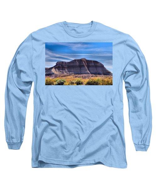 Petrified Forest Landscape Long Sleeve T-Shirt