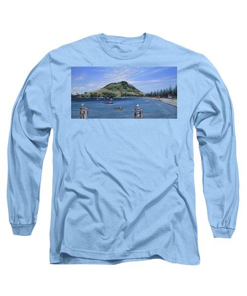 Pilot Bay Mt M 291209 Long Sleeve T-Shirt