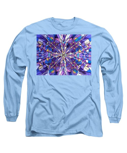 Pineal Opening Long Sleeve T-Shirt