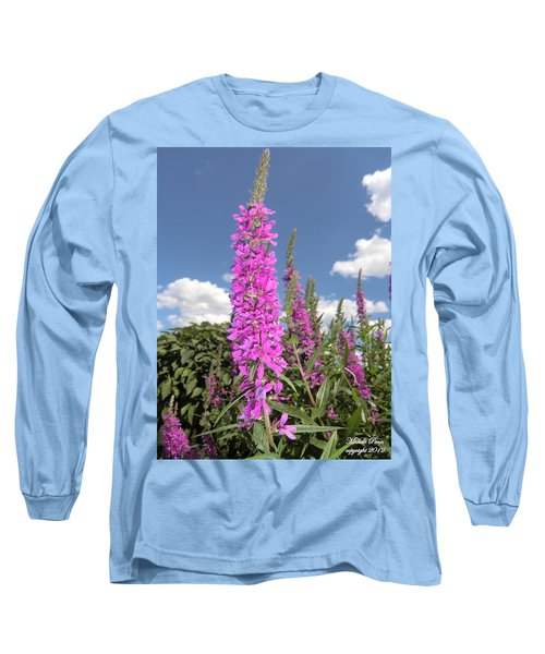 Pink Brilliance Long Sleeve T-Shirt
